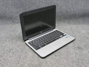 "HP Chromebook 11 G3 11.6"" Laptop Intel Celeron N2840 2.16Ghz 4GB RAM 16GB SSD"