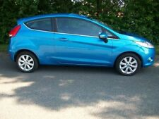 Ford Fiesta Climate Control Cars