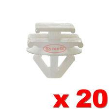 PEUGEOT 106 206 306 307 806 EXPERT clip porta rifinitura STRISCIA