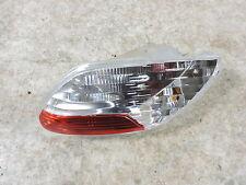 10 Piaggio MP3 400 Scooter Vespa right rear back turn signal blinker tail light