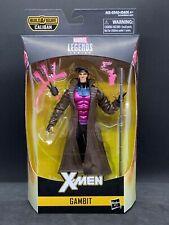 """Marvel Legends 6"""" X-Men Wave 4 - Gambit (Caliban Baf) In Stock"""