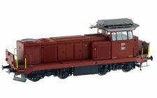 LS MODELS 17061 SBB CFF FMS bm4/4 diesel-Lok marron 3 Lumière de Signal ep4a h0 NEUF + neuf dans sa boîte