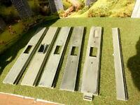 5,5 x Bahnsteig FALLER für Bastler Spur N C284