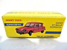 Atlas Dinky Toys Citroen Ami 6 in Super Detail 1:43  # 557 Unopened