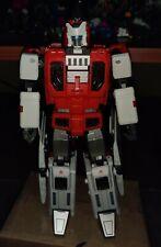 Zeta Toys ZB-01 Kronos Flyfire   (Fireflight) -Loose