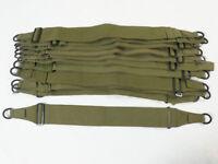 1x US Army WW2 original Trageriemen strap sling musette bag Kampftasche Riemen