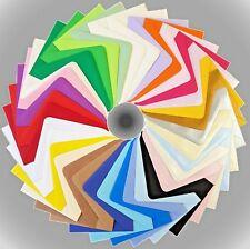 "C6 (114x162 4x6"") Coloured Envelopes for Crafts Greeting Cards Party Invitations"