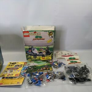 LEGO System Adventurers Air Zeppelin 5956 Vtg 90's Expedition Balloon INCOMPLETE