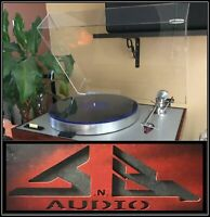 Luxman PD 272 PD272 Turntable Dust Cover  JnB Audio  = Made in USA 3 Week Build