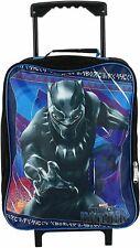 Marvel Kids' Black Panther Rolling Luggage