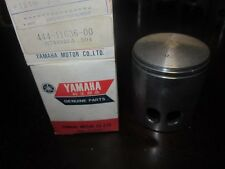 Yamaha DT 125 piston new 444 11636 00