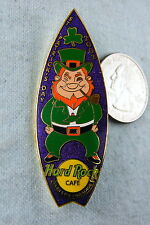 HARD ROCK CAFE PIN ST. PATRICK'S DAY SURFERS PARADISE / LEPRACHAUN 2002 LE 300