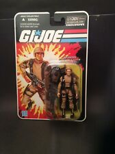 2013 GI Joe FSS 1.0 25th Tan Grunt Collectors Club Exclusive Sealed MOC