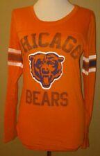 Victorias Secret Rose NFL Chicago Bears T-Shirt Manches Longues