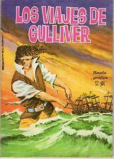 LOS VIAJES DE GULLIVER EDICIONES TORAY 1965