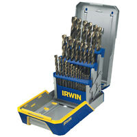 Irwin 3018006B - 29pc TurboMax Metal Drill Bit Set
