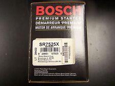 NIB Bosch SR7525X SR7548X Remanufactured Starter fits Ford Bronco F150 F250 F350