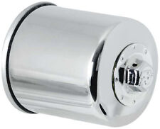 K & N Oil Filter KN-303C Chrome  HONDA / KAWASAKI / YAMAHA / POLARIS