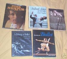 #DD. 13 BOOKS - BALLET AND DANCE