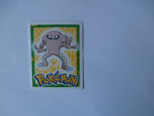 Autocollant Stickers POKEMON Collection MERLIN N° 106 KICKLEE !!!