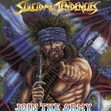 Suicidal Tendencies - Join The Army (1987, CD NEUF)