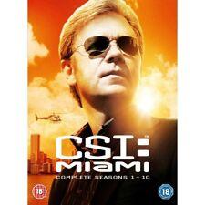 Action DVD CSI: Miami DVDs & Blu-rays