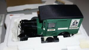 1931 US Mail Truck Green Danbury Mint 1/24 New Never Out Of Box!!