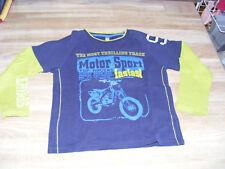 t-shirt   manche longue     6 ans