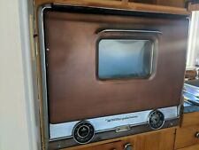 Westinghouse wall oven Vintage