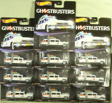 Hot Wheels Ghostbusters Ecto-1 lot (10) 2020 premium new in package