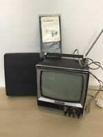 Sony Tv Vintage Anni 60 Solid State