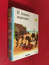 Alain GREE - IL TESORO NASCOSTO Mondadori La stella d'oro/59 (1° Ed 1967) Libro