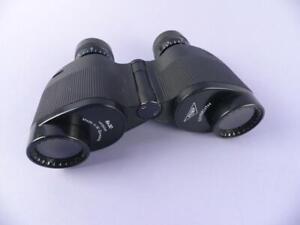 Vintage West German Steiner Bayreuth Vergutet 8x30 Binoculars
