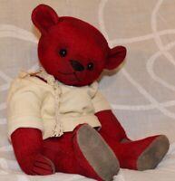 Stevie by Ridibears / Ridi Bears (Rita Diesing) - handmade artist teddy - OOAK
