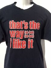 Vtg 90s KC & The Sunshine Band that's the way I like it concert t shirt sz XL