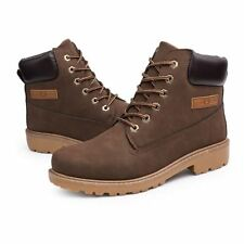 Mens Casual Boots Size 8 9 10 Shoes Trainers Lace Up Walking  Work Footwear
