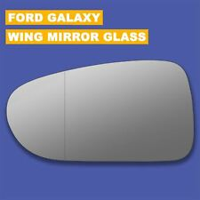 For Ford Galaxy wing mirror glass 95-06 Left side Aspherical Blind Spot