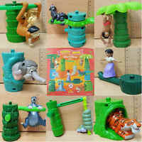 McDonalds Happy Meal Toy 2003 Walt Disney Jungle Book Plastic Toys - Various