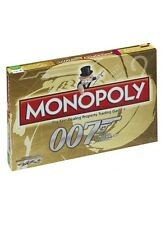 James bond 007 edition monopoly board game * neuf *