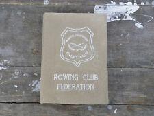 """Buchbox """"Yacht Club"""" beige. Geheimfach, Buchsafe, Geheimversteck Box in Buchform"""