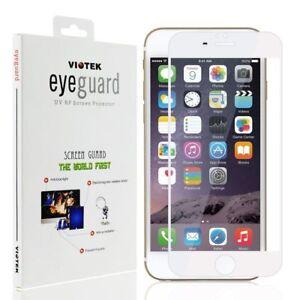 Viotek EyeGuard UV RF Tempered Glass Screen Protector Blue Light Filter