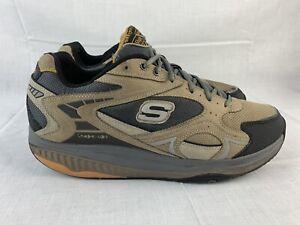 Skechers Shape Ups XT Rendition Men's 13 Athletic Toning Walking Shoes Lace Up