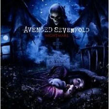 AVENGED SEVENFOLD - NIGHTMARE CD HEAVY METAL NEU