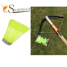 12Pcs Crossbow Bolt Arrows Hunting Archery Training Outdoor Tactical Military