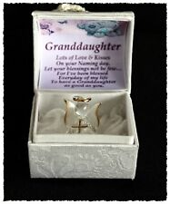 Granddaughter Naming Day Personalised gift baby Girl  #8