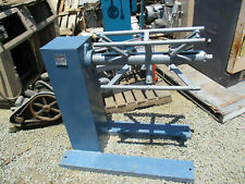 DURANT TOOL COMPANY Uncoiler Model XL-1816-U_AS-PICTURED_AS-IS_GREAT DEAL_$$$!~