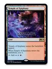 Temple of Epiphany - Core Set 2020 - NM - English - MTG