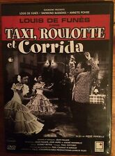 Taxi, Roulotte et Corrida (DVD in French with no subtitles)