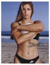 Gabrielle Reece Signed 8x10 Promo Photo Autographed Volleyball Signature