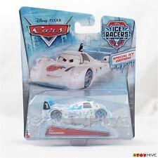 Disney Pixar Cars Shu Todoroki Ice Racers Special Icy Editiion 2014 Mattel
